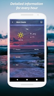 Weather Live & Beautiful HD Wallpapers: free - náhled