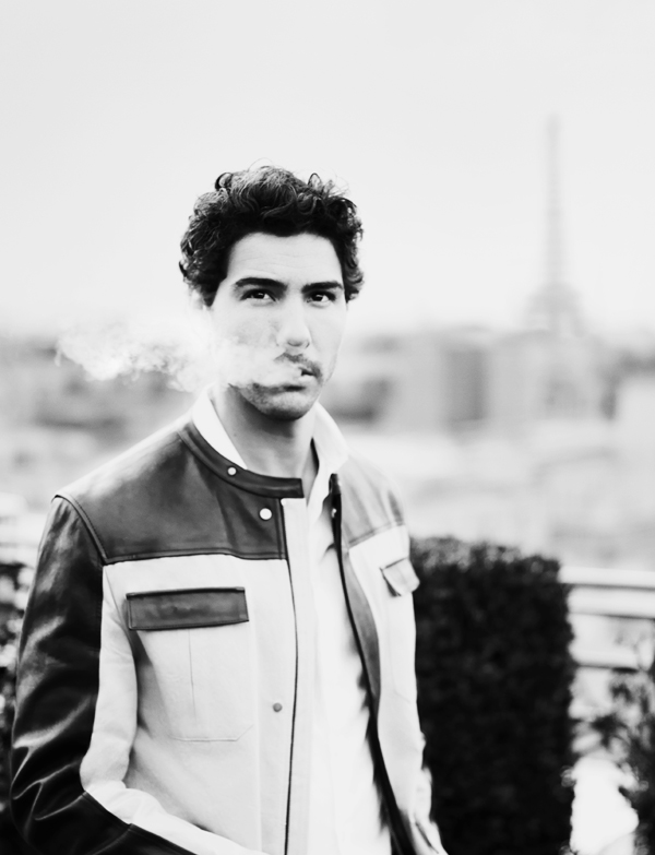 Tahar Rahim by Ben Toms for T Mag (NY Times), March 2011