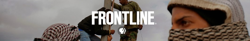 FRONTLINE PBS | Official Banner