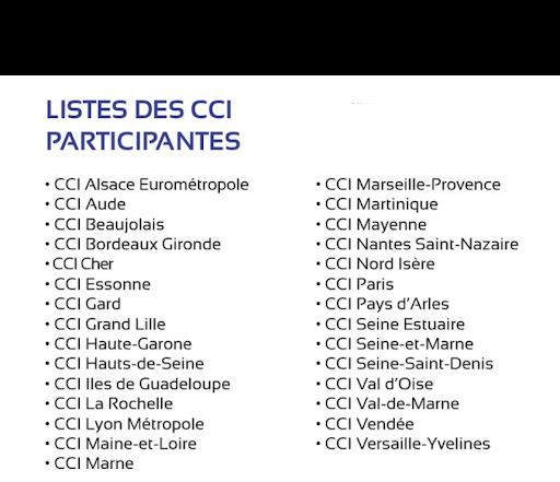 liste cci