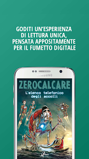 VERTICOMICS fumetto del giorno Screenshot