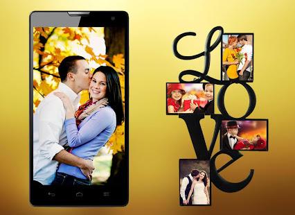 love collage photo frame apps en google play