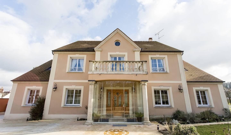 Maison Nanteuil-lès-Meaux