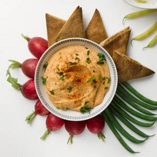 Red-Lentil Hummus