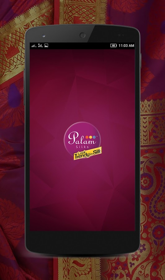 Palam Silks - Buy Saree Online- screenshot