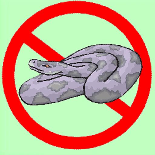 Anti Serpientes Broma Falso