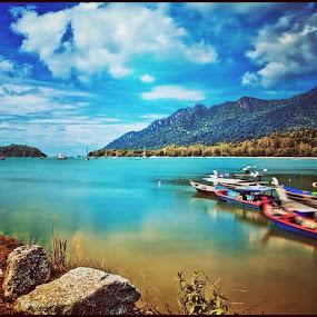 Fisherman Village by Ediyal Djamalus - Instagram & Mobile Instagram