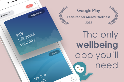 Wysa: stress, depression & anxiety therapy chatbot 1.1.6 screenshots n 1
