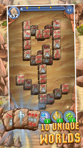 Mahjong: Magic Chips 1.0 screenshots 2