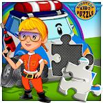 Robocar Puzzle Kids Icon