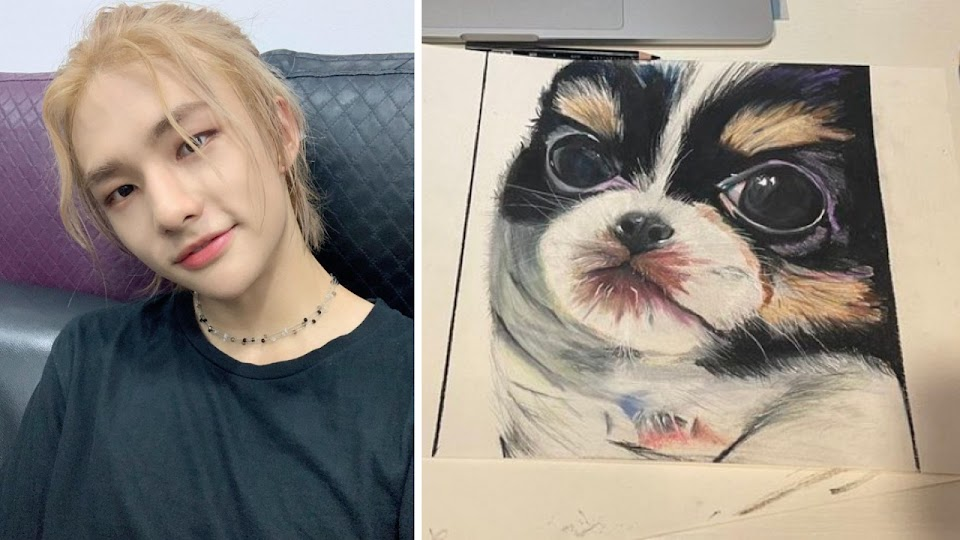 K-Pop Idols And Art