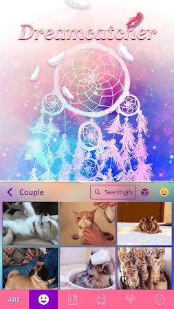Dreamcatcher Kika Keyboard 23.0 screenshot 863195