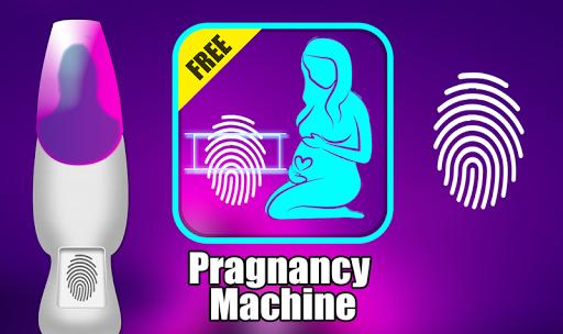 pregnancy test machine prank