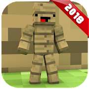 Camouflage Skins for Minecraft