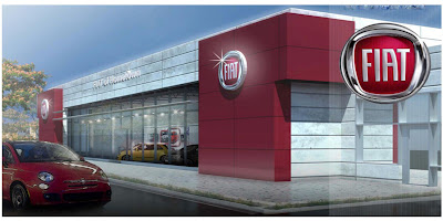 Fiat Dealer Studios Are Posted Fiat USA - Where is the nearest fiat dealership