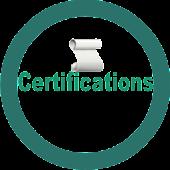 Certifications Quiz