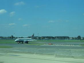 Photo: Zwischenlandung in London Heathrow