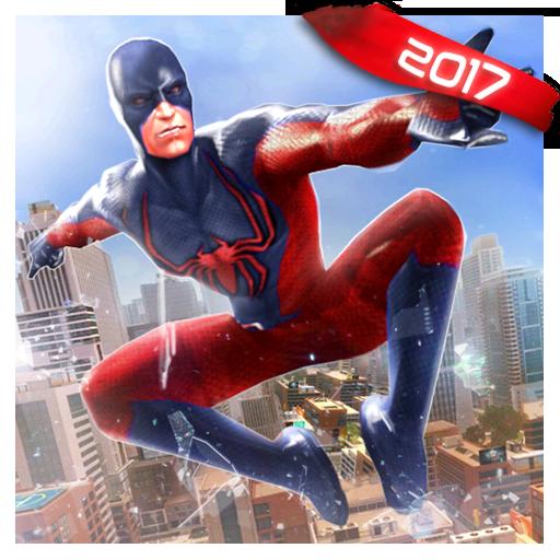 Spider Hero : Free Superhero Games