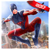 Spider Hero : Free Superhero Games