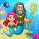 Aquarium Farm: 魚の街、人魚 ラブストーリー サメ