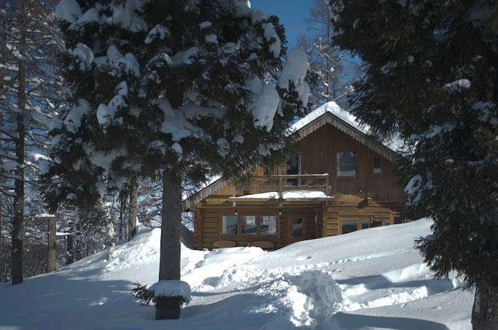 Nozawa Onsen ski in, ski out lodge for sale