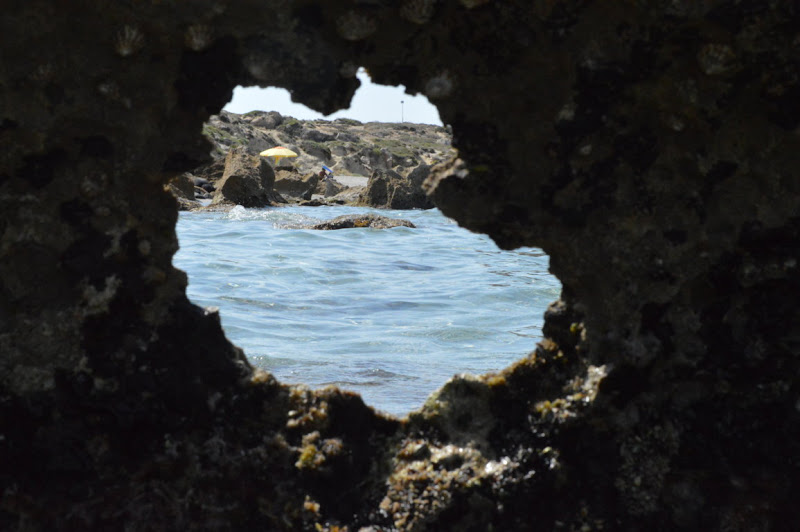 il mare attraverso il buco di vicky.serra.90