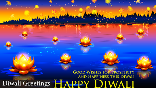 Happy Diwali Photo Frame 4