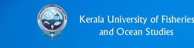 KUFOS Kerala University of Fisheries and Ocean Studies, Kochi