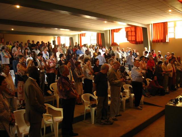 Participantes en el IV Foro Mundial de Teología y Liberación