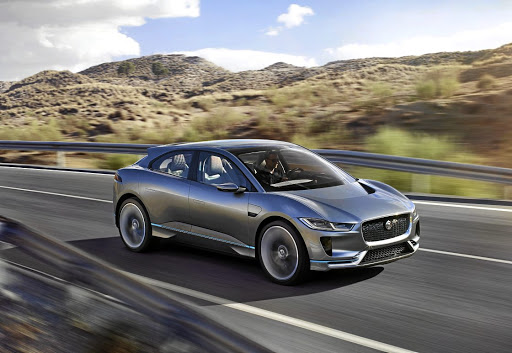 BMW will launch its  battery-electric SUV in 2024 to take on the Jaguar I-Pace.   Picture: NEWSPRESS UK