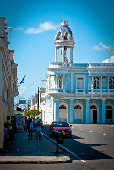 Kuba cz.XVII -- Cienfuegos..