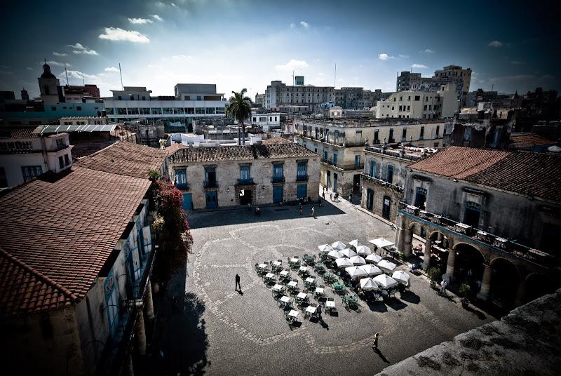 Kuba cz.VII -- Hawana, stare miasto..