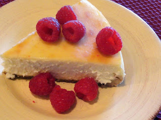 Vanilla Bean Dream Cheesecake Recipe