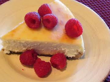 Vanilla Bean Dream Cheesecake
