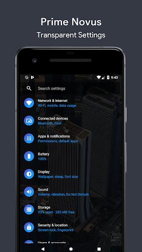 Prime Novus Substratum screenshot 7