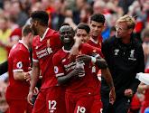 Liverpool va devoir se passer de Radio Mané pendant trois rencontres