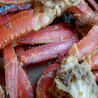 Steamed Herb Crabs