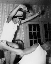 Photo: Al Barra and _____ 1952 Need Names Need Dates
