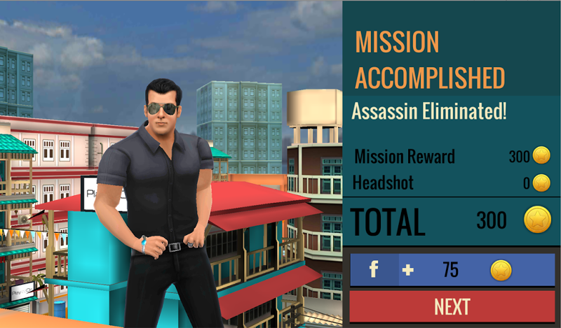 Being SalMan:The Official Game Screenshot 16