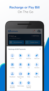 MobiKwik Recharge, Payments, Cabs & Wallet 2