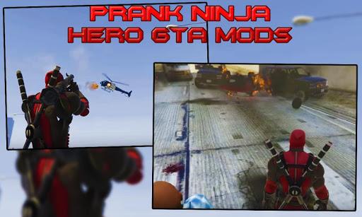 Prank ninja hero gta mods 1.0 screenshots 4