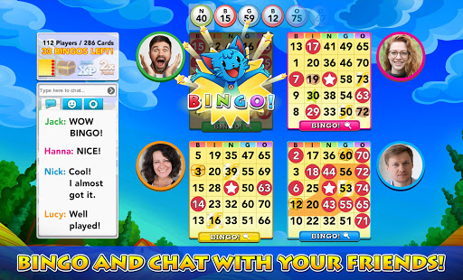 Bingo Blitzu2122ufe0f - Bingo Games  screenshots 4