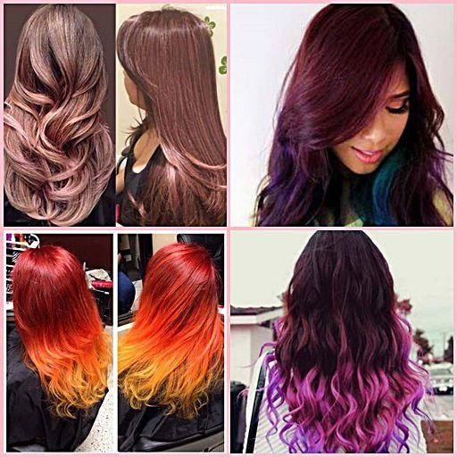 Hair Color Ideas 2016  Android Apps On Google Play
