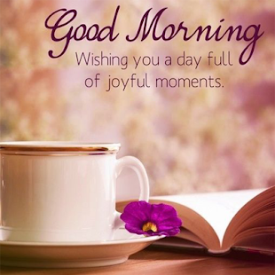 Good morning wishes and quotes apps on google play screenshot image voltagebd Gallery