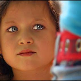 by Veronica Gafton - Babies & Children Children Candids ( child, girl, tears )