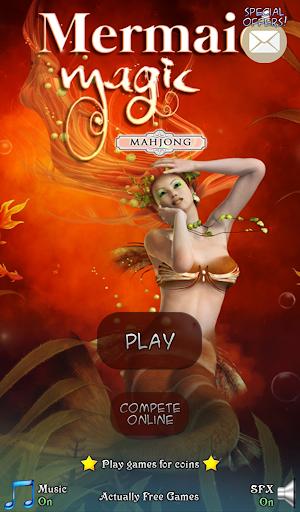 Hidden Mahjong: Mermaid Magic