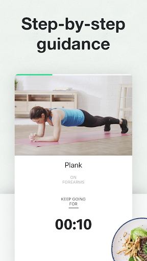 8fit Workouts & Meal Planner 4.1.0 screenshots 3