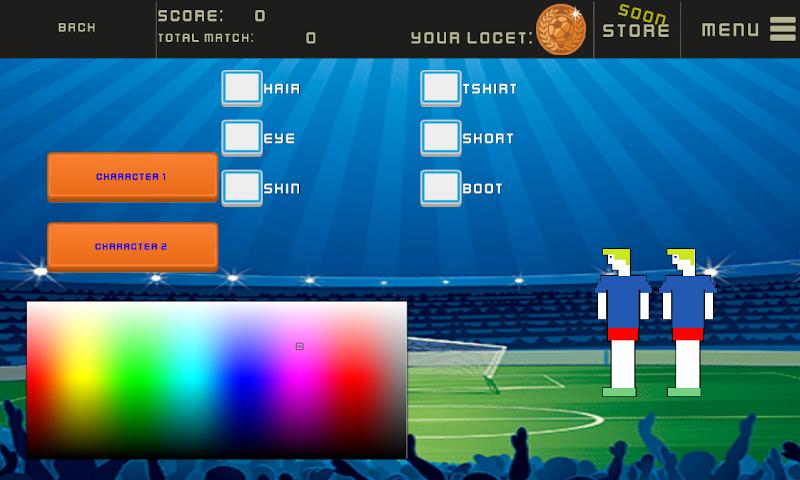 android Soccer Physics V2 Screenshot 2