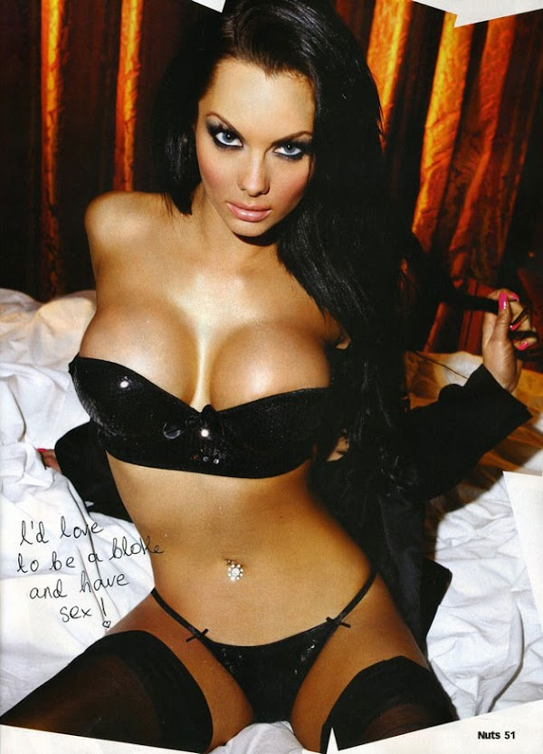 Jessica-Jane Clement, awesome as usual:celebrities,pretty girls0
