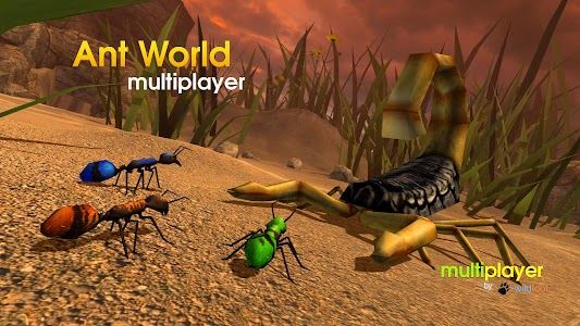 Ant World Multiplayer 1.0